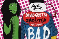 "David Guetta's ""Bad"" Collab With Showtek And Vassy Gets The Chop: Listen To The Radio Edit"