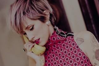 "Dev Drops Her ""Kiss It"" Lyric Video: Idolator Premiere"