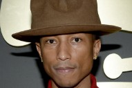 Pharrell Has Signed A Clothing And Footwear Deal With Adidas: Morning Mix
