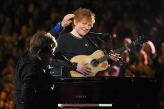 "Ed Sheeran Covers Elton John's ""Candle In The Wind"": Listen To His Faithful Version"