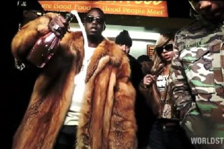 "Puff Daddy's ""Big Homie"" Video Features Big Stars & Big Furs: Watch"