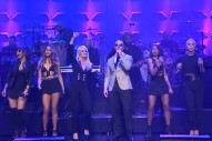 "Pitbull And G.R.L. Bring The Party (And ""Wild Wild Love"") To 'Jimmy Fallon': Watch"