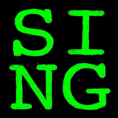 ed sheeran sing artwork