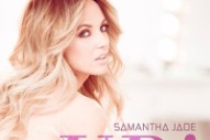 "Samantha Jade Fires ""Up!"" On Infectious Floorfiller: Listen To The Aussie Diva's New Single"