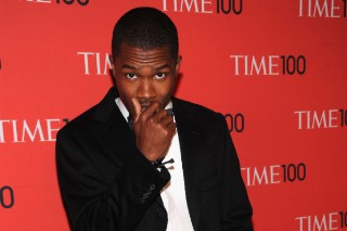 Frank Ocean's Sophomore Album Is Almost Finished