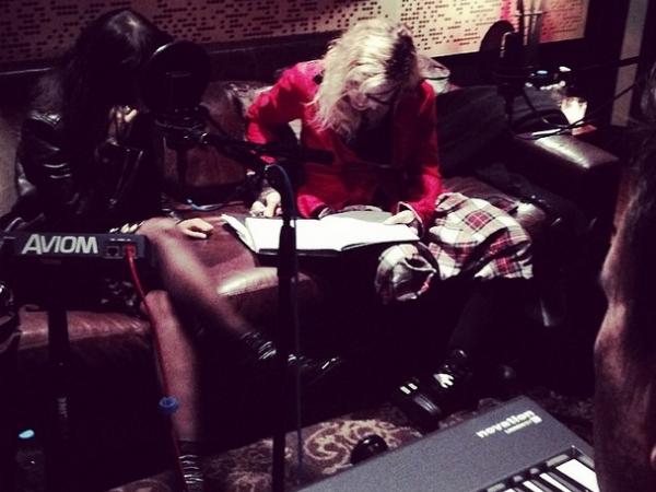 madonna natalia kills studio