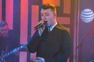 "Sam Smith Performs ""Money On My Mind"" On 'Jimmy Kimmel Live': Watch"