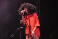 Coachella 2014: Solange Knowles Covers Kate Bush And Dances With Beyonce