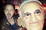 Aaron Paul Crashed Arcade Fire's Coachella Set And Nobody Noticed: Morning Mix