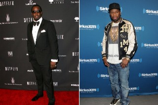 "50 Cent Says Puff Daddy's ""Big Homie"" Is ""Garbage,"" World Nods Silently In Agreement"