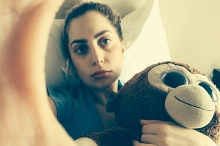 Lady Gaga Got Her Widsom Teeth Pulled Ahead Of ArtRave Tour: See Her Twitter Pic