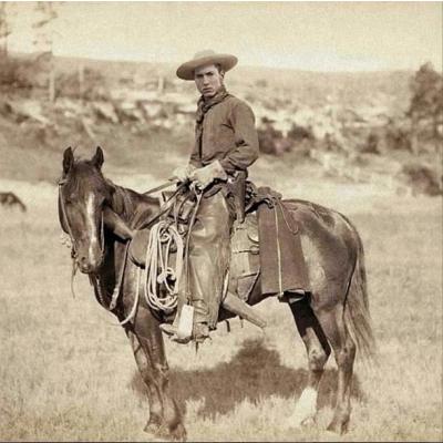 Eminem texas cowboy horse 2014 Instagram