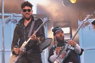 """Chromeo Performed Party Anthem """"Jealous (I Ain't With It)"""" On 'Jimmy Kimmel': Watch"""