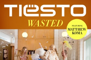 "Tiesto Follows Up Crossover Pop Hit ""Red Lights"" With Matthew Koma-Voiced ""Wasted"": Listen"