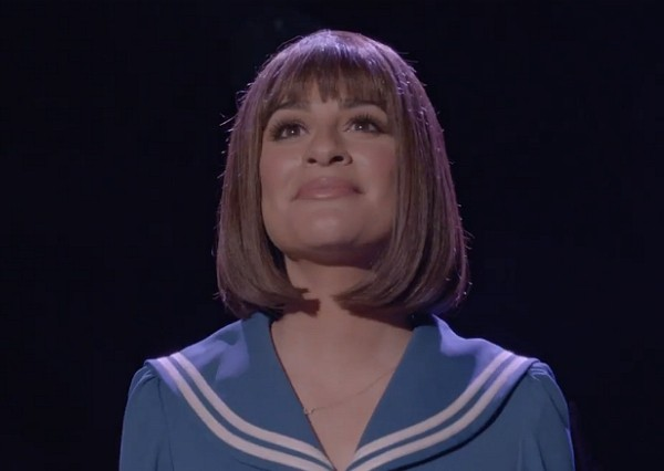 Rachel Glee Funny Girl Opening Night 2014
