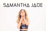"Australian Pop Diva Samantha Jade Covers INXS Classic ""Never Tear Us Apart"": Listen"