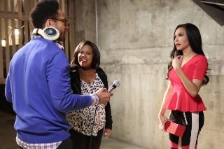 "'Glee's Amber Riley & Naya Rivera Cover Lauryn Hill's ""Doo Wop (That Thing)"": Idolator Premiere"