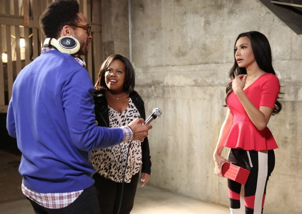 Glee Season 5 Mercedes Santana Episode 518