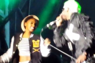 "Watch Janelle Monae Join Outkast For ""Hey Ya!"" In Georgia"