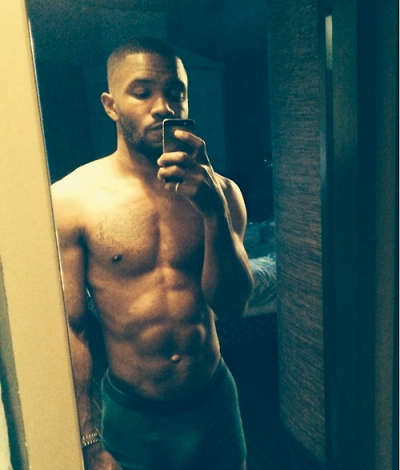 frank ocean posted this shirtless selfie happy thursday