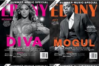 Beyonce, Jay Z, Rihanna & Kanye West Grace 'Ebony' Magazine's Black Music Month 4-Cover Issue