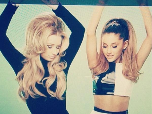 "Iggy Azalea & Ariana Grande Preview ""Problem"" Music Video ..."