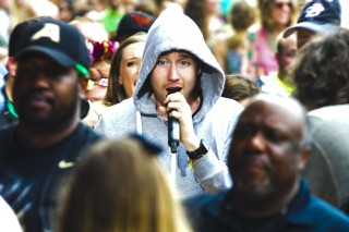 "Bastille Cover '90s Dance Classic ""Rhythm Is A Dancer"" & Join The Crowd At Sweetlife 2014"