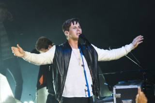 Foster The People Close Sweetlife Festival 2014 With Downpour