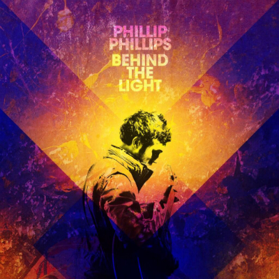 Phillip Phillips Behind The Light album cover art