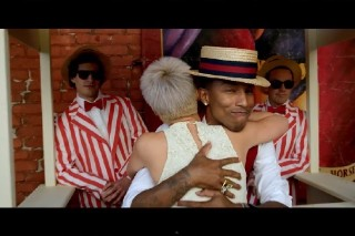 """Pharrell Joins The Lonely Island For """"HUGS"""": Watch"""