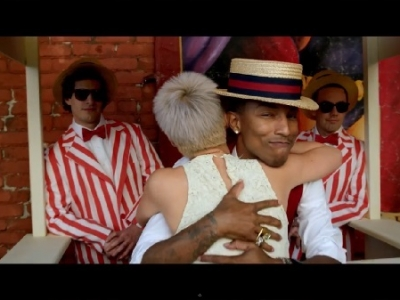 "Pharrell Joins The Lonely Island For ""HUGS"": Watch"