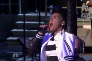 "Janelle Monae Performs ""Electric Lady"" On 'The Maya Rudolph Show' Amid Tour Cancellation: Watch"