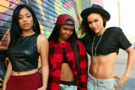 "Love Dollhouse Channels Destiny's Child And SWV On Debut Single ""Can I"": Watch Their Video"