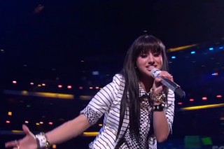 'American Idol' Recap: Jena Irene & Caleb Johnson Rock Out