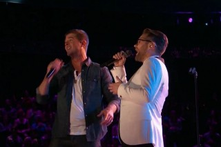 'The Voice' Finale: Coldplay, Ed Sheeran & Robin Thicke Perform, Josh Kaufman Wins