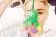 Miley Cyrus Counseled Jennifer Lawrence After Vomiting At A Post-Oscars Party: Morning Mix