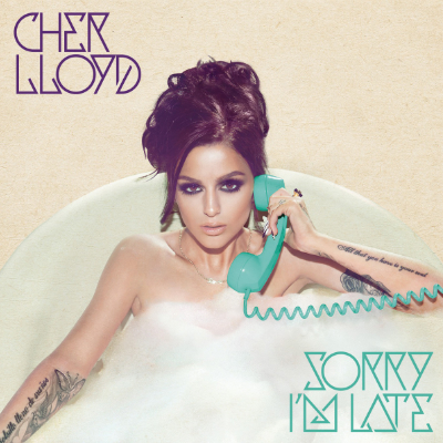 Cher Lloyd's 'Sorry I'm Late': Album Review