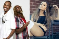 """Ariana Grande's """"Problem"""" Was Almost A Collab With Ying Yang Twins"""