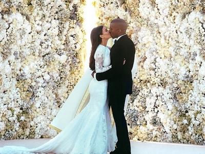 Kanye West And Kim Kardashian Open Their Wedding Album: See Their Extravagant Ceremony