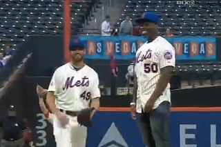 50 Cent Is Pitch-Imperfect: Watch His Terrible Throw At The Mets Vs. Pirates Game