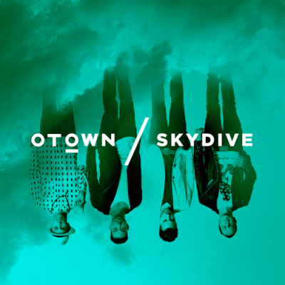 O-Town Skydive single cover art