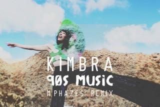 "Kimbra's ""90s Music (M-Phazes Remix)"": Idolator Premiere"