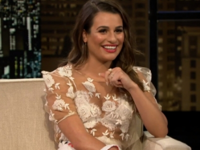 "Lea Michele Says Manager Who Wanted Her To Get A Nose Job As A Teen Can Go ""F*** Herself"": Watch"