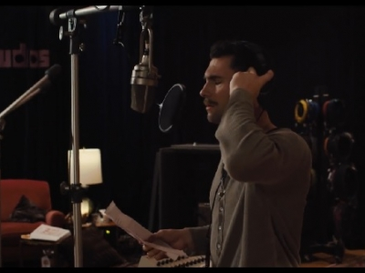 "Adam Levine Previews New Song ""Lost Stars"" In 'Begin Again' Trailer: Watch"