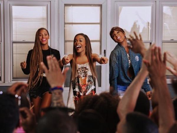 Destiny's Child Reunites!