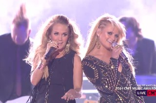 2014 CMT Awards: Carrie Underwood Wins Video Of The Year, John Legend & Jason Derulo Go Country