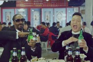 "PSY's ""Hangover"" Video: Watch A Preview And Hear His Collab With Snoop Dogg"