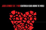 "Jacob Latimore Teams Up With T-Pain On ""Heartbreak Heard Around The World"": Idolator Premiere"