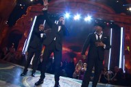 "Tony Awards 2014: Watch Hugh Jackman, T.I. And LL Cool J's ""Rock Island"" Rap From 'The Music Man'"