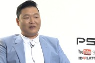 "PSY On His ""Hangover"" Video, Snoop Dogg & Upcoming Collaborations: Idolator Interview"